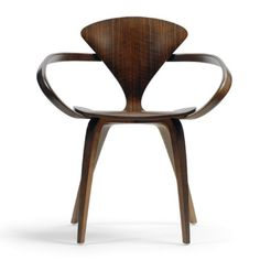 although a pioneer in prefab housing norman cherner is best known for his molded plywood seating line he created for u2013 and ultimately sued u2013 the manufactu