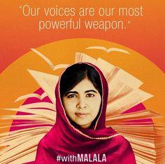 #SXSWedu - TOMORROW (3/7) at 7pm - join us and @MalalaFund for #HENAMEDMEMALALA at Stateside Theater. #withMalala