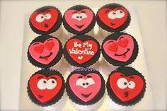 valentine cupcakes - Google Search