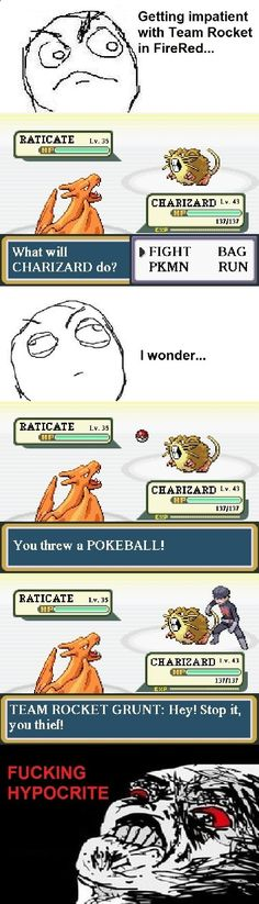 Team Rocket - funny pictures - funny photos - funny images - funny pics - funny quotes - #lol #humor #funny
