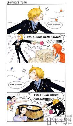 Sanji's turn. :P