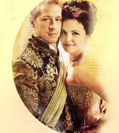 Once Upon A Time Fan Art: Prince Charming & Snow White