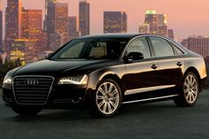 Audi black pictures and information. Here you can find Audi photos and parameters. Black Car Paint, Matte Black Cars, Black Audi, Mercedes Black, Audi A8, Gta, Black Car Wallpaper, Black Camaro, Black Mustang