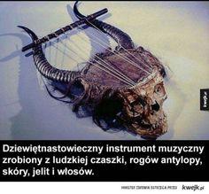 Mega upiorny instrument