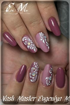 "In Moda For Me: Uñas siempre a la moda "" Pinky nails "" Fancy Nails, Pink Nails, Cute Nails, Fingernail Designs, Gel Nail Designs, Fabulous Nails, Gorgeous Nails, Stylish Nails, Trendy Nails"