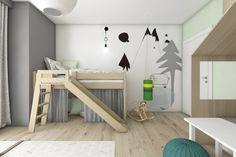 Het is de droom van veel kinderen om te slapen in een hoogsl…