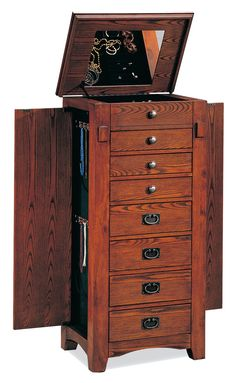 Jewelry Armoires Jewelry Armoire by Coaster-I own and I love!!!