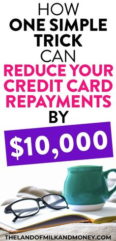 I had no idea how to pay off my credit card debt but these tips mean that I'm definitely going to payoff that debt ASAP. I can't believe I can save money from working out how to get Paying Off Credit Cards, Best Credit Cards, Credit Card Interest, Financial Peace, Financial Tips, Financial Literacy, Financial Planning, Making A Budget, Debt Payoff
