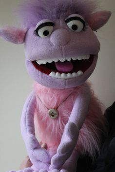Hey, I found this really awesome Etsy listing at https://www.etsy.com/listing/224035424/custom-made-professional-monster-puppet