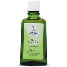 Buy Weleda Birch Cellulite Oil (100ML) , luxury hair care, skincare and cosmetics at HQHair.com, with Free Delivery.