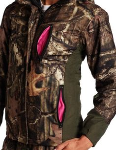 All I want pink camo underarmour soft shell Country Girl Style, Country Fashion, Country Outfits, Country Girls, Southern Style, Country Life, Hunting Girls, Hunting Stuff, Hunting Gear