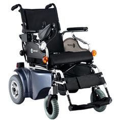 Invacare Pronto R2 Electric Power Motorized Wheelchair W