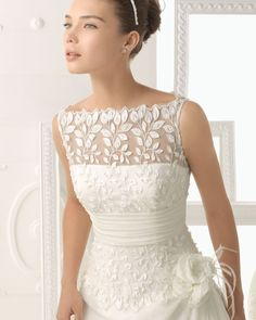 Most Beautiful Applique Bateau White Or Ivory Aire Barcelona Wedding Dresses With Handmade Flower Long Chapel Aire Barcelona Wedding Dresses, Fall Wedding Dresses, Bridal Dresses, Wedding Gowns, Civil Wedding, Bling Wedding, Wedding Jewelry, Wedding Decor, Rustic Wedding