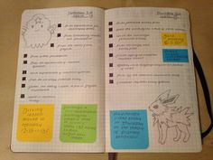 """study-for-your-future: """"My bullet journal- since seeing these on here on other studyblrs i've been in love with them- and i love mine to pieces! """""""