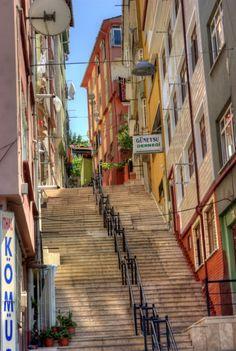 Uskudar, Cavusdere region , Turkey