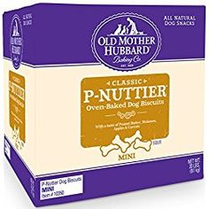 Old Mother Hubbard Crunchy Classic Natural Dog Treats are wholesome, all natural dog bone shaped dog biscuits oven-baked to preserve the natural flavors in all the varieties dogs love to catch, chew and eat. Dog Training Methods, Basic Dog Training, Dog Training Techniques, Training Your Puppy, Homemade Dog Cookies, Homemade Dog Food, Dog Biscuit Recipes, Dog Food Recipes, Old Mother Hubbard