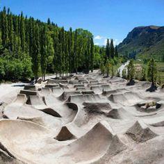 Gorge Road #SkatePark looks cool