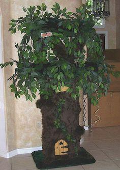 cat tree...