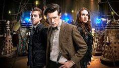 Matt smith and companions doctor who