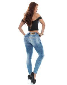 Jean Pitbull PT-6101 trasera Tenemos novedades en jeans pitbull.  Todos los modelos disponibles en: https://jeanspitbull.com/catalogo-de-jeans-colombianos  #pantalones #levantacola #jeans #pushup #modalatina #modamujer #novedades #nuevacolección  #ventasonline #modacolombia #modamedellin #fashion #cool