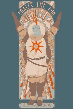 PRAISE THE SUN by mathiole