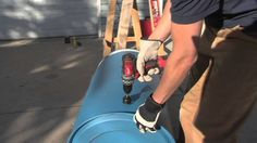 How to Build Rain Barrel Emergency Preparedness, Survival, Rain Barrel, Water Wise, Water Quality, Building, Utah, Tuesday, Projects
