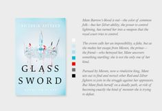 Glass Sword by Victoria Aveyard Glass Sword, Victoria Aveyard, Mixed Feelings, Red Queen, Screwed Up, Sign I, Happy Birthday Me, Call Her, Hunger Games