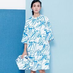 Wave dress Taobao