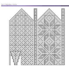 35 Knitted Mittens Pattern, Knit Mittens, Knitting Patterns, Needlework, Knit Crochet, Cross Stitch, Diagram, Etsy, Crocheting
