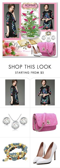"""""""www.romwe.com-XII-7"""" by ane-twist ❤ liked on Polyvore featuring Chanel and romwe"""