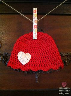 Hey, I found this really awesome Etsy listing at https://www.etsy.com/listing/125338454/baby-beanie-with-heart-ready-to-ship
