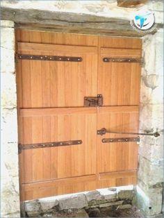 fabrication d une porte dentre en bois sur mesure. fabriquer porte ...