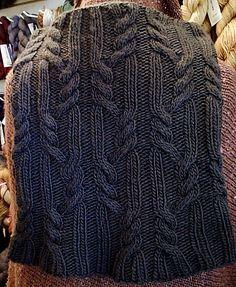 Free Pattern: City Creek Cowl by Susan Lawrence