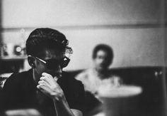 Alex Turner of the Arctic Monkeys.