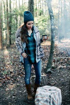 trajes de moda de otoño lindo para 2015 (17)