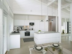 Noblessa-koti Seinäjoen asuntomessuilla - Noblessa-keittiöt