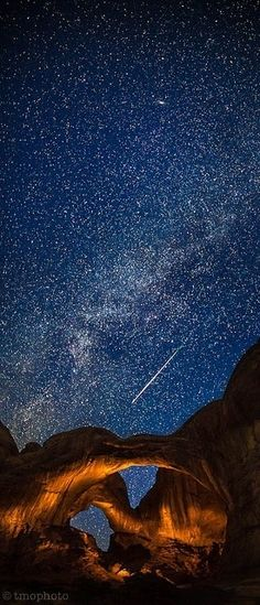 Arches park, Utah.  The stars in this photo are amazing. (scheduled via http://www.tailwindapp.com?utm_source=pinterest&utm_medium=twpin)