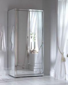 Romantic Mirrored Furniture | Decozilla
