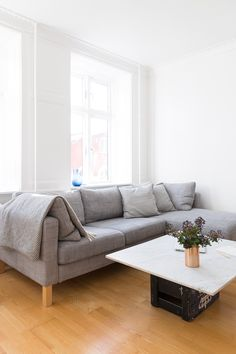 Nana Hagel's Copenhagen Apartment