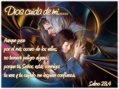 Aunque pase por el más oscuro de los valles #bendiciones #dios #jesus #cristo #dios_te_bendiga