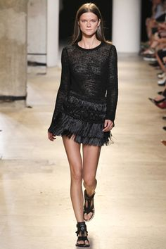Literally ready to wear... Isabel Marant Spring 2015 RTW Runway #PFW