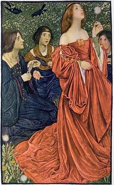 Chance. 1901. Eleanor Fortescue-Brickdale