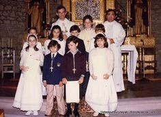 Primeras comuniones en los Trinitarios de Algorta (Colección Trinitarios de Algorta) (ref. 01720)
