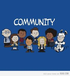 I REALLY like Community... and you should too.