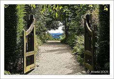 Open gates by JKmedia, via Flickr