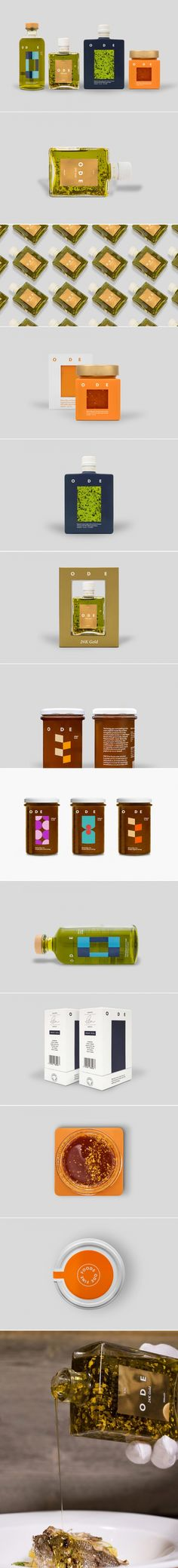 This Range of Condiments is For Those Who Live The Luxe Life — The Dieline | Packaging & Branding Design & Innovation News