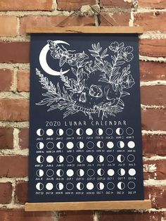 Photo Calendar, Calendar 2020, Blank Calendar, Bullet Journal 2020, Bullet Journal Inspo, Screen Print Poster, Poster Prints, Graphic Design Magazine, Magazine Design