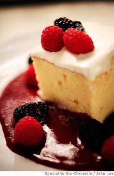 """Tres Leches Cake (Three-Milks Cake) has become almost as popular as tiramisu was during the 1990s when Tom Hanks' character in """"Sleepless in Seattle"""" was told by his best friend that he better know about tiramisu if he wanted to start dating again. Hanks' comical retort was slightly X-rated, so it won't be mentioned here."""