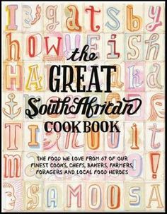 Great South African Cookbook Food We Love From 67 of Our Finest - Hardcover for sale online My Cookbook, Cookbook Recipes, Unique Recipes, Indian Food Recipes, Incredible Recipes, Caribbean Recipes, Nonfiction Books, South Africa, African