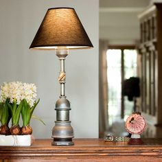 Big Mona Table Lamp now featured on Fab.